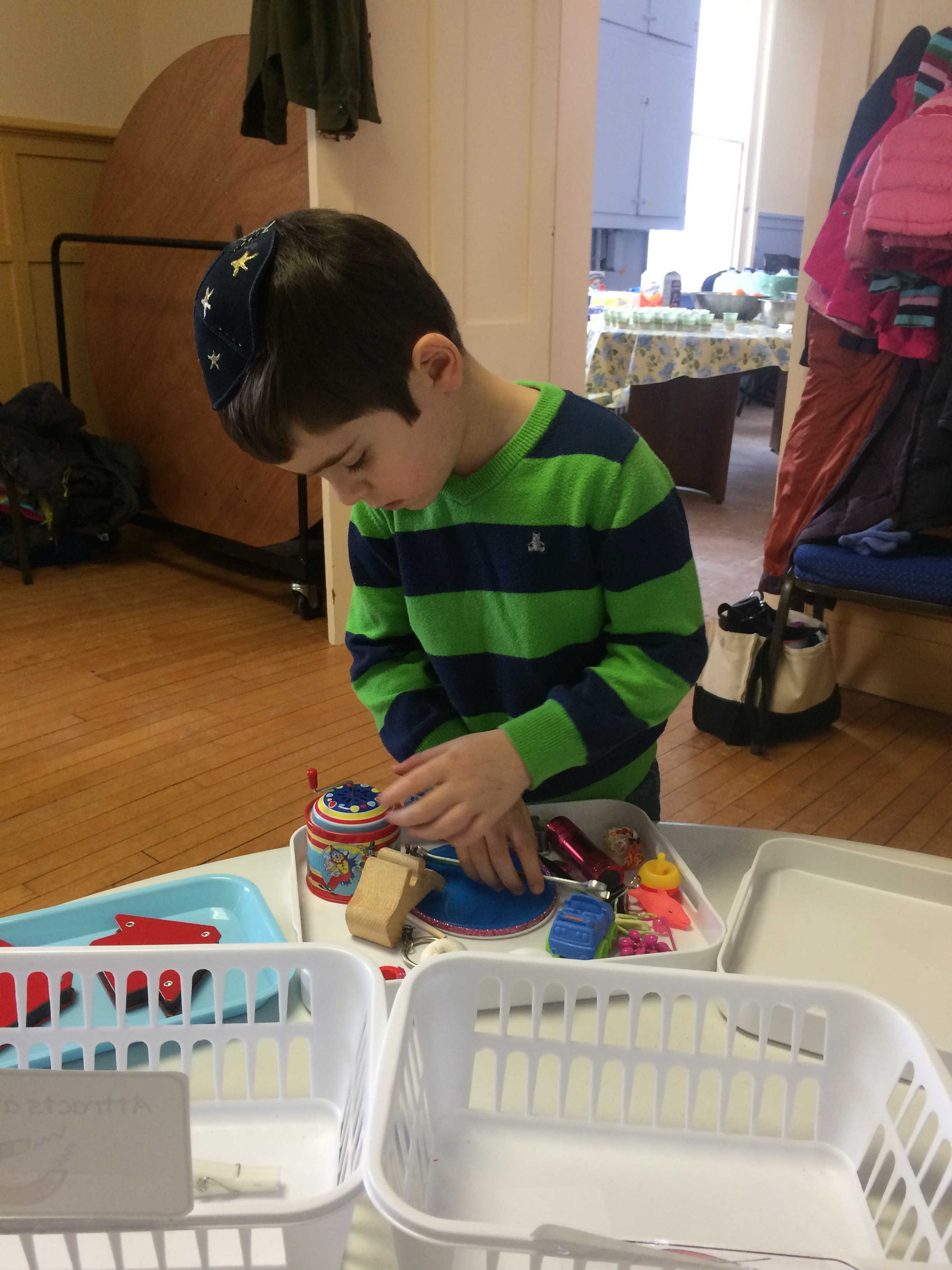 Newburyport Montessori Science